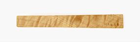 天然木 雪 トチ(白)