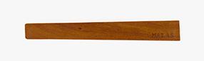 天然木 月 カナリーウッド(橙)